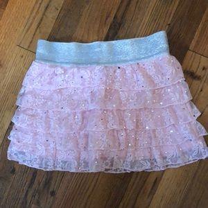 Justice girls skirt